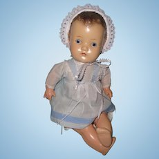 """Sweet 14"""" Composition Baby Doll"""