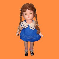 Factory Original Patricia Composition Doll by Effanbee ~ Cute!