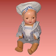 """Rare Dy-Dee BLONDE 15"""" Mold 1 Baby Doll  ~ Beautiful"""