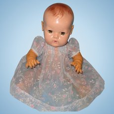 "Sweet Molly'es Dress for Dy-Dee 15"" Baby Doll and Friends"