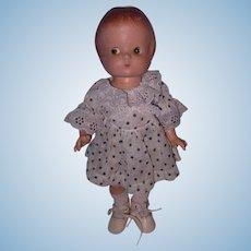 Effanbee Sweet Patsy Jr Composition Doll