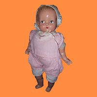 Effanbee Flirty Eye Composition baby Doll