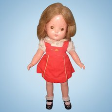 Factory Original Patricia Composition Doll ~ Effanbee