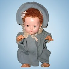 """Dy-Dee Baby 5 Pc Outfit for 15"""" Baby Doll"""