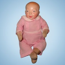 Early Horsman Baby Bumps Composition Doll