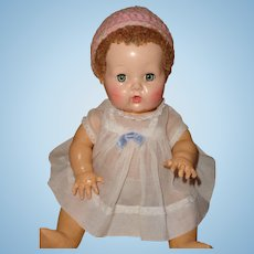 """Authentic Effanbee Dy-Dee Organza Dress for 11"""" Baby Doll"""