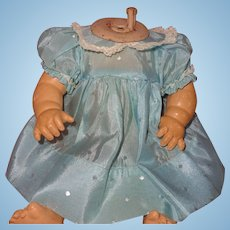 """Beautiful Authentic Tiny Tears Dress for 15"""" Baby Doll ~ Dy-Dee too"""