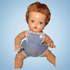 """Cute Rumba Seat Type Play Suit for 13"""" Tiny Tears baby Doll"""