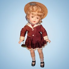 Factory Original BettyAnn Composition Doll ~Tagged