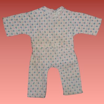 """Authentic Effanbee 20"""" Dy-Dee Lou Pajamas for Large Baby Doll"""