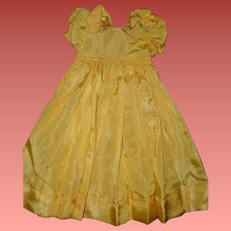 """Madame Alexander 24"""" Dress for Princess Elizabeth Composition Doll"""