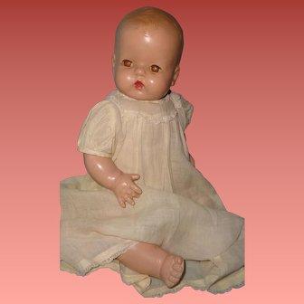 """Horsman 18"""" Buttercup Composition Doll"""
