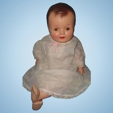 Adorable Composition Baby Doll ~ 24""