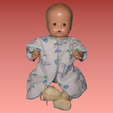 """Precious 14"""" Buttercup Composition Baby Doll"""