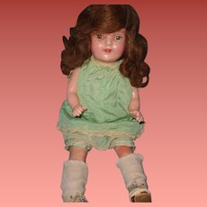 """Very Pretty 20"""" Composition Mama Doll ~ Century Doll Co"""