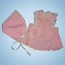 "Effanbee Authentic Dy-Dee Lou Sunsuit for 20"" Baby Doll"
