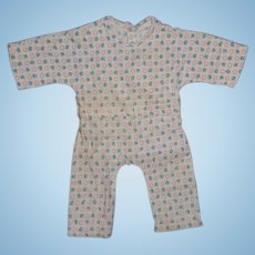 "Effanbee Dy-Dee Lou Baby 20"" Pajamas ~ Authentic"