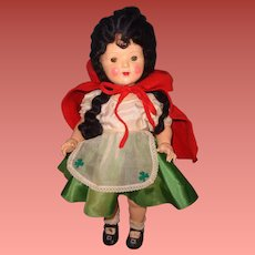 Factory Original Little Red Riding Hood Composition Doll