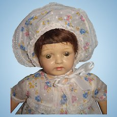 Madame Hendren Composition Baby Doll ~ Cute
