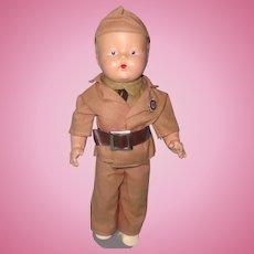 Factory Original Military Composition Soldier Boy