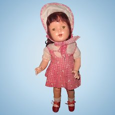 Factory Original MaryLee Tagged Composition Doll ~ Effanbee