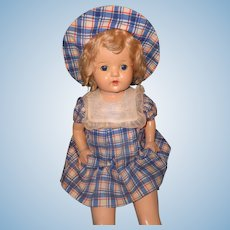 """Factory Original 24"""" Large Composition Mama Doll ~ Pretty"""