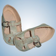 Nice Shoes for Large Composition or Bisque Doll