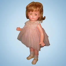 "Beautiful Effanbee 22"" Patsy Lou Composition Doll"