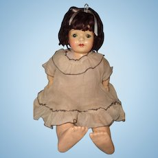 "Factory Original 19"" Composition Mama Doll ~ Cutie Pie"
