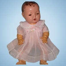 "Pretty Organza Dress for 15"" Dy-Dee Baby or Tiny Tears and Friends"