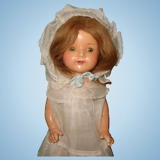 "Effanbee Rosemary 18"" Composition Doll"
