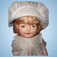 "Large Factory Original 26"" Composition Mama Doll ~ Beautiful Matt Finish"