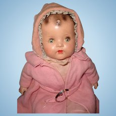 1940s Factory Original Composition Baby Doll ~ SWEET