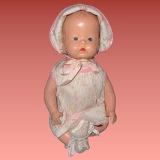 """Factory Original 13"""" Buttercup Composition Baby Doll in Tagged Outfit"""
