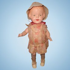"Factory Original Patsy Type 18"" Composition Doll"