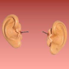 """Effanbee Dy-Dee Baby Ears for 20"""" Doll ~ good ears"""