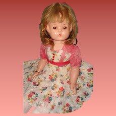 Rare Effanbee Patsy Ruth Mama Composition Doll ~ Soft Body