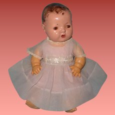 """RARE Effanbee Dy-Dee Party Dress for 15"""" Baby Doll ~ Sweet"""