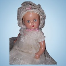 "Sweet Factory Original 16"" Composition Baby Doll"