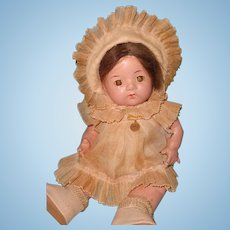 "12"" Factory Original Dionne Quintuplet Composition Baby Doll ~ Madame Alexander"