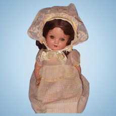 "Sweet 21"" Composition Mama Doll"