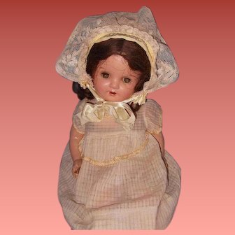 """Sweet 21"""" Composition Mama Doll"""