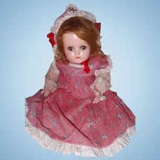 """Baby McGuffey 16"""" Composition Doll by Madame Alexander"""