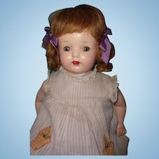 Adorable Factory Original Effanbee Baby Doll ~ Precious