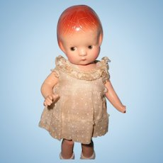 "Authentic Effanbee 3 Pc Outfit for 9"" Patsyette Composition Doll"