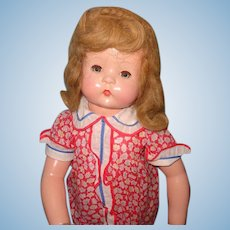 """Factory Original 26"""" Patsy Ruth Composition Doll by Effanbee ~ Stunning ~ Think XMAS"""