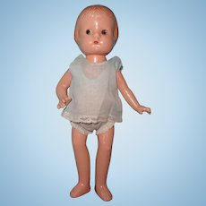 """Nice 9"""" Patsyette Composition Doll"""