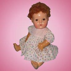 """Effanbee 15"""" Dy-Dee Baby Doll ~ very sweet"""