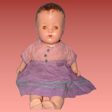 "17"" Composition Baby Doll ~ Cutie Pie"