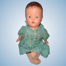 "Composition Baby Doll 17"" tall ~ Very sweet"